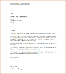 how to make resignation letter   transvallhow to make resignation letter sample