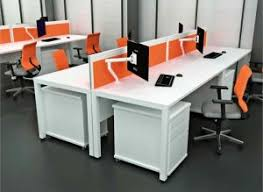 Stylish office furniture Shaped On The Other Hand Simple Office Building Is Wellequipped With The Best Office Furniture Having The Appropriate And Stylish Remodelaholic The Value Of Stylish Office Furniture Fredrikh Of Wander