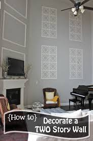 incredible family room decorating ideas. Incredible How To Decorate A Two Story Wall Do With Those Crazy Tall Pics Of Family Room Decorating Ideas G