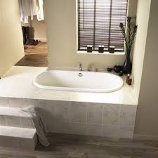 Antibes Built-In Bathtub