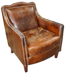 full size of chair classy vintage set of leather club chair with on tufted and