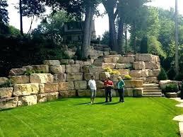 rock retaining wall ideas rock retaining wall garden retaining wall designs ideas rock retaining wall landscaping