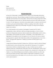cfg commitment challenge essay the challenge that i set for  4 pages personal vision cfg1010 essay