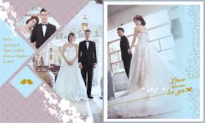 wedding album design. Pre Wedding album design Gracona