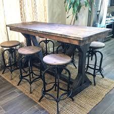 wrought iron pub table best pub tables ideas on table legs round pub regarding amazing home