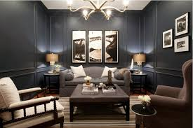 Masculine Interior Design Awesome Why Men Have Excellent Decorating Taste Freshome