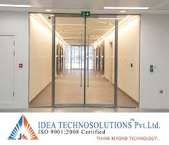 fire rated glass doors