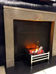 a kindel furniture update with eric cohler art deco fireplacefireplace mantlesmantelselectric