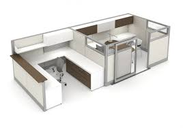 office cubicle design layout. Unique Cubicle Modern Office Cubicle Layout Design  White With  Small Mieeting Room Sliding Door M
