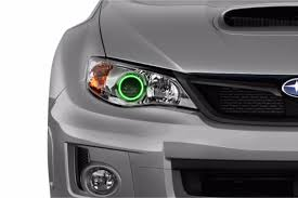 09 Wrx Fog Light Kit Subaru Impreza Halo Headlights Ledconcepts