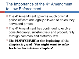 fourth amendment 6 the importance of the 4th amendment