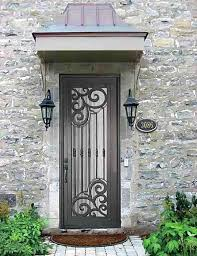 beveled glass front doors single fluted and leaded entry