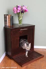 corner cat litter box furniture. Contemporary Litter Corner Litterbox Cabinet  Who Would Have Ever Thought Iu0027d Be Researching  These FML  Pet Pinterest Cat Cat Furniture And Pet Stuff And Litter Box Furniture