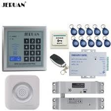 <b>DIYSECUR</b> Full Kit Set Fingerprint Id <b>Card</b> Reader Password ...