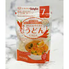tuan1010 Mì Udon rau củ tách muối Nhật cho bé ăn dặm (date 03/2022)  tuan1010 chính hãng 88,000đ
