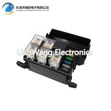 aliexpress com buy 6 way auto fuse box assembly 1pcs 12v 6 way auto fuse box assembly 1pcs 12v 40a 5pcs 4pin 12v 40a relay