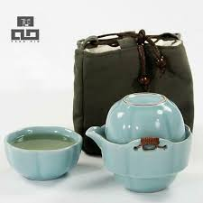 <b>TANGPIN</b> coffee tea sets <b>ceramic teapot</b> kettle <b>gaiwan</b> cup of tea ...