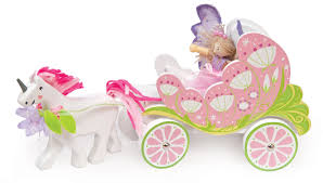 carriage and unicorn