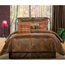california king bed sheets delectably yours decor faux leather rustic bedding comforter set california king bed california king