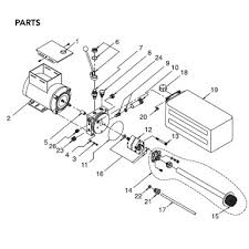 230v ac vehicle hoist 2 position hydraulic power unit power up ac 10ah power pack parts drawing parts diagram product manual
