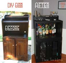 at home bar furniture. AD-DIY-Home-Bar-11 At Home Bar Furniture