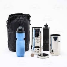 survival water purifier. Survival Water Purification Go Berkey Kit - Purifier T