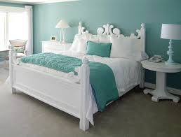 Blue and white bedroom ideas 2018 Very White The Sleep Judge 41 Unique And Awesome Turquoise Bedroom Designs The Sleep Judge