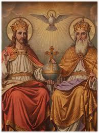 Resultado de imagen para oracion ala santisima trinidad
