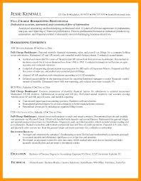 Bookkeeping Resume Samples Amazing Bookkeeping Resume Samples Entry Level Accounting Sample
