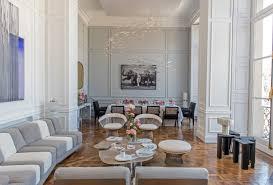 Carpenters Design Workshop Dior Paris Apartment Envisioned By Carpenters Workshop Gallery