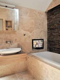 Tv For Bathroom Wall Bathroom Lcd Hdtv Wall Mounted
