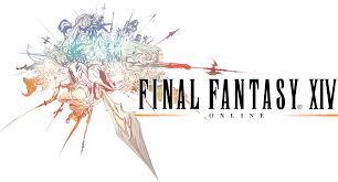 Final Fantasy XIV Logo / Games / Logonoid.com