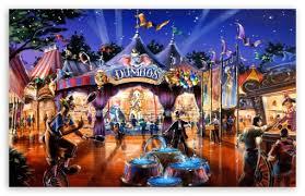dumbo in fantasyland ultra hd desktop
