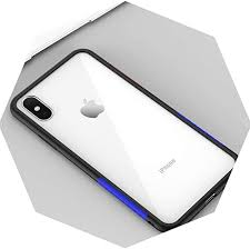 <b>Fashion</b> Contrast Color Frame Ultra Thin Clear <b>Acrylic Phone</b> Case ...