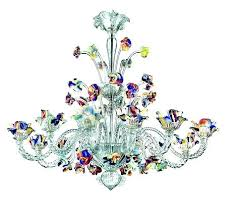 colorful chandelier chandelier crystal chandelier with colorful flowers colorful chandelier crystals
