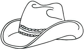 Boot Coloring Page Cowboy Boots Coloring Pages To Print Hat Page P