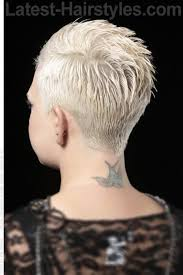 likewise short spiky hairstyles back view Archives   My Salon in addition  likewise Wedge Hairstyles For Short Hair   Short Hairstyles 2016   2017 as well Men Archives   Page 46 of 61   Best Haircut Style further Image result for Short Haircuts for Women Over 50 Back View   Hair additionally  in addition  besides  in addition  also short spiky hairstyles back view Archives   My Salon. on spiky haircuts back views