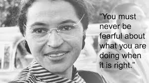 Rosa Parks Quotes Interesting Rosa Parks Day 48 Inspirational Quotes Sayings