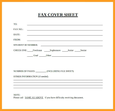 Sample Medical Fax Cover Sheet Unique Fax Cover Sheet Template Sample Word 48 Free Download In Basic Interne