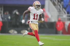 Thumbing Marquise Goodwin: Eagles beat writers rate the trade for the  former 49ers wide receiver