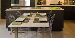 Ilot Central Table Escamotable Cuisine In 2019 Ilot Central