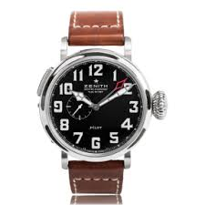zenith watches the watch gallery® pilot