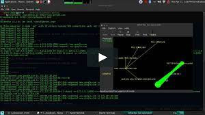 DDoS Attack Using GoldenEye Tool in Parrot Linux on Vimeo
