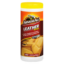 armor all auto leather cleaning wipes20 0 ea