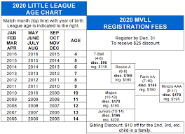 Teampages Mountain View California Little League Register