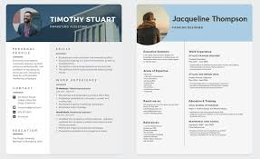 Free Online Resume Maker Canva Resume Examples Resume Template