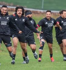 photo the māori all blacks during a training session at puketawhero park on tuesday photo