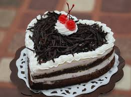 happy birthday chocolate cake for friend in heart shape neha. Exellent Heart Birthday Chocolate Cakes For Friends Happy Cake  Friend In Heart Shape Neha H