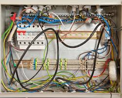 Home Electrical Fuse Box Labeling Home Electrical System Diagram