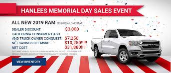 New & Used Cars for Sale - Hanlees Davis Chrysler Dodge Jeep Ram
